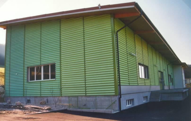 Isolationen Und Fassaden